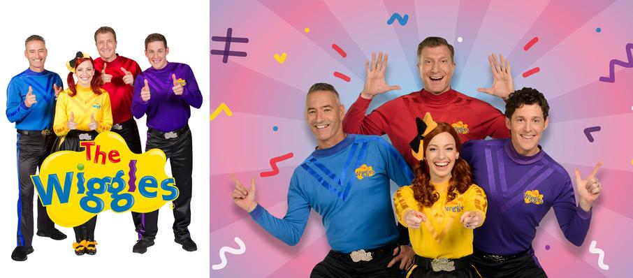 The Wiggles at Coca-Cola Coliseum
