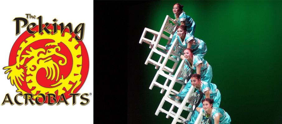 Peking Acrobats at Richmond Hill Centre For The Performing Arts