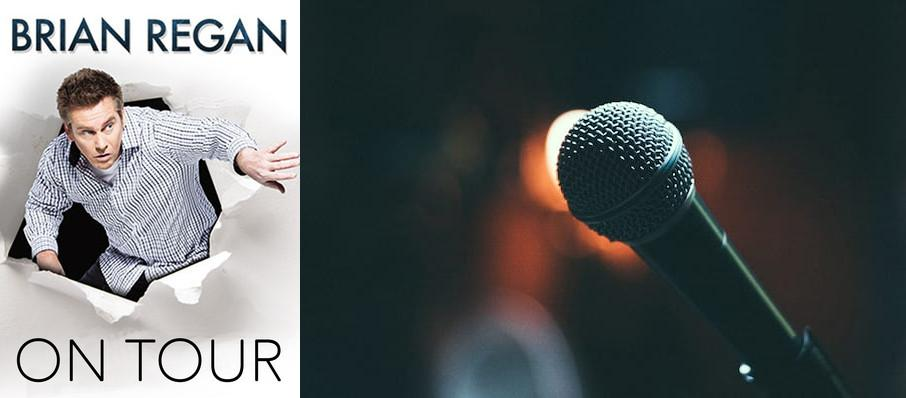 Brian Regan at Queen Elizabeth Theatre