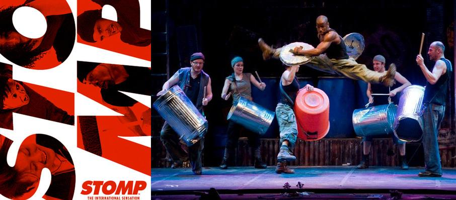 Stomp at Ed Mirvish Theatre
