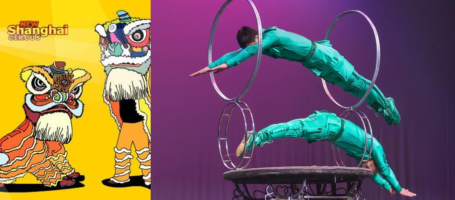 New Shanghai Circus at Richmond Hill Centre For The Performing Arts