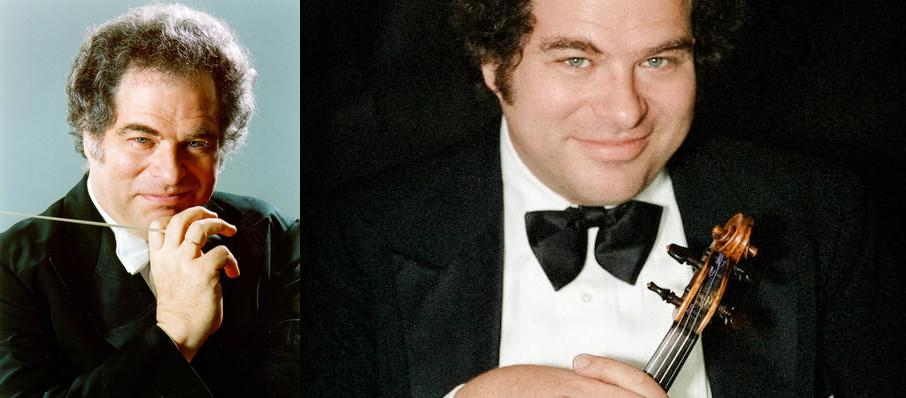 Itzhak Perlman at Roy Thomson Hall