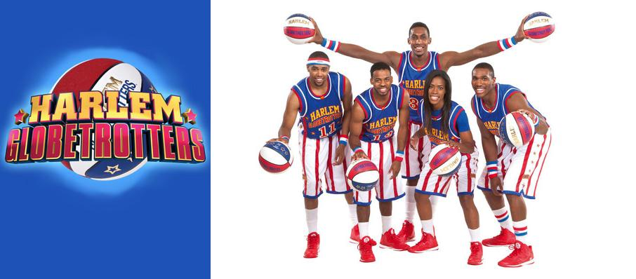 The Harlem Globetrotters at Ricoh Coliseum