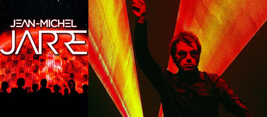 Jean Michel Jarre at Sony Centre for the Performing Arts