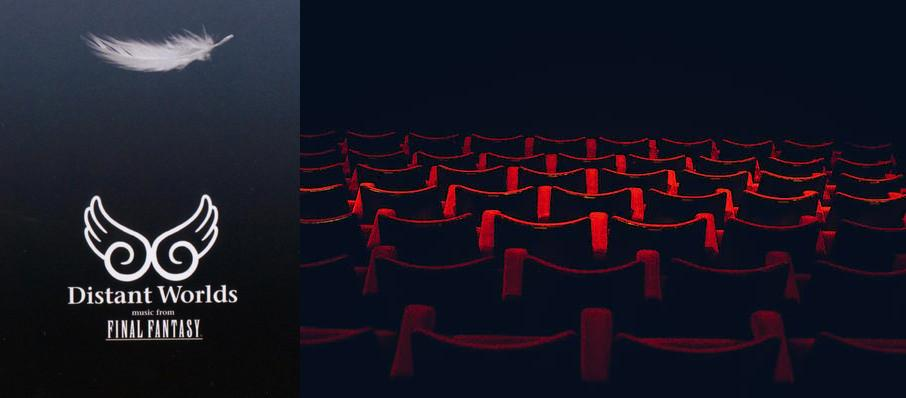Distant Worlds: Music From Final Fantasy at Sony Centre for the Performing Arts