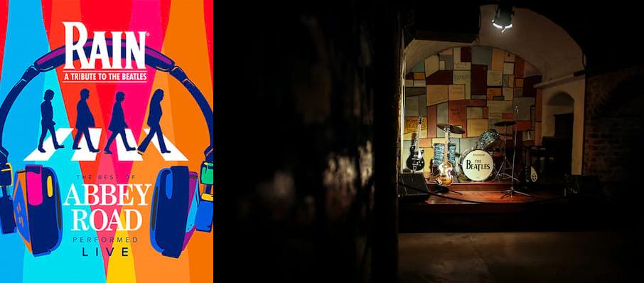 Rain - A Tribute to the Beatles at Princess of Wales Theatre