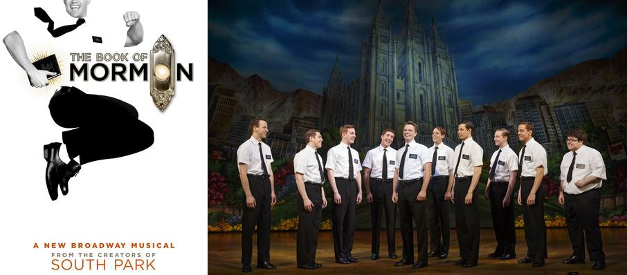 The Book of Mormon at Princess of Wales Theatre