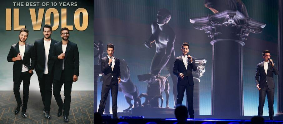Il Volo at Meridian Hall