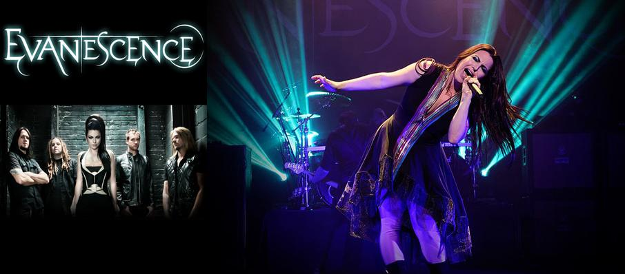 Evanescence at Sony Centre for the Performing Arts