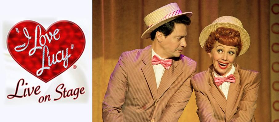 I Love Lucy - Live Onstage at Royal Alexandra Theatre