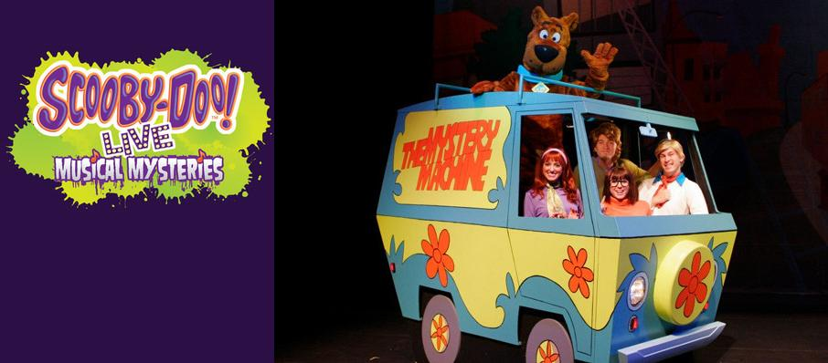 Scooby Doo Live! at Sony Centre for the Performing Arts