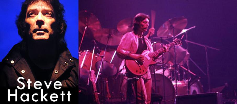 Steve Hackett at Danforth Music Hall
