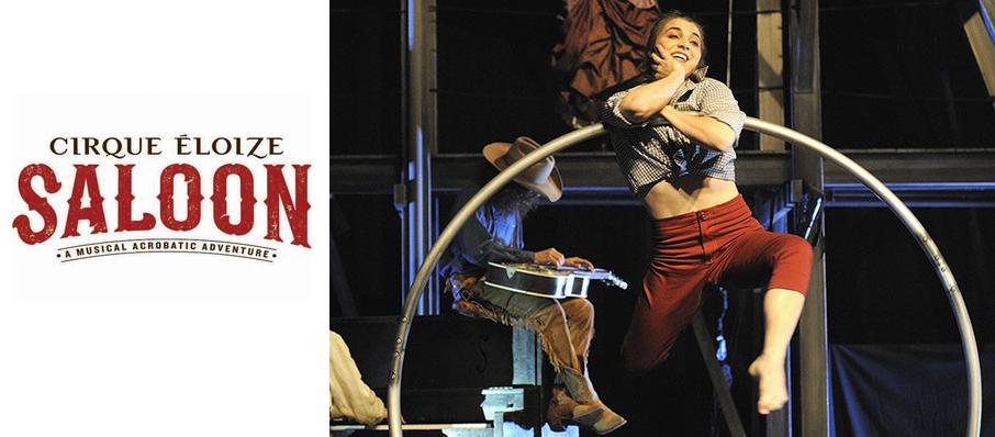 Cirque Eloize: Saloon at Bluma Appel Theatre