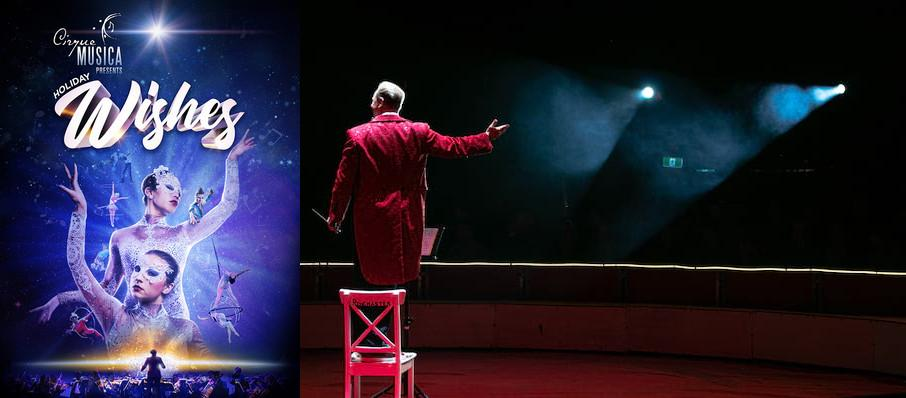Cirque Musica at Sony Centre for the Performing Arts