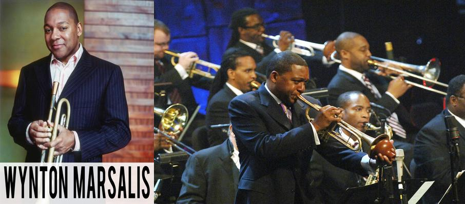 The Jazz at Lincoln Center Orchestra: Wynton Marsalis at Massey Hall