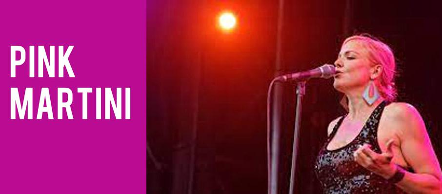 Pink Martini at Roy Thomson Hall