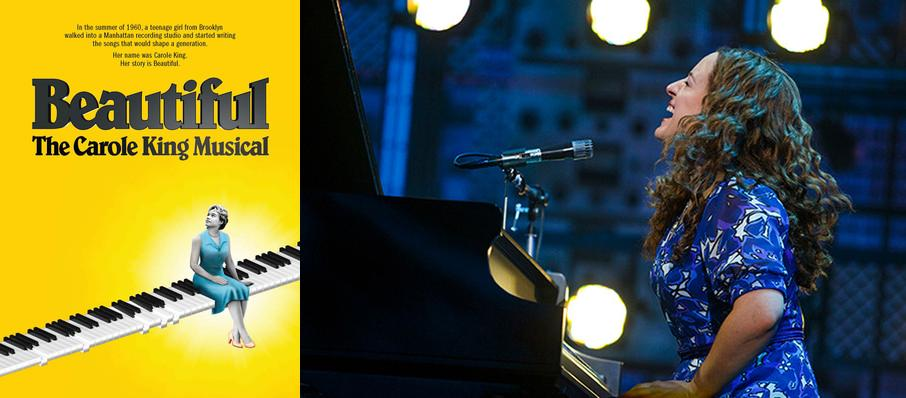 Beautiful: The Carole King Musical at Princess of Wales Theatre