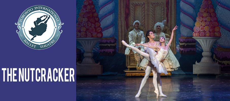 Toronto International Ballet Theatre - The Nutcracker at Meridian Hall