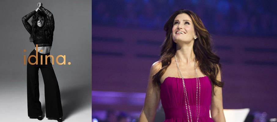 Idina Menzel at Sony Centre for the Performing Arts