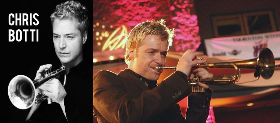 Chris Botti at Roy Thomson Hall