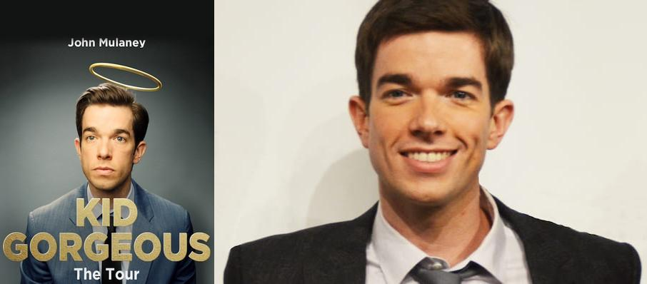 John Mulaney at Sony Centre for the Performing Arts