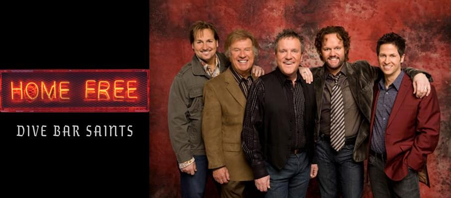 Home Free Vocal Band at Danforth Music Hall