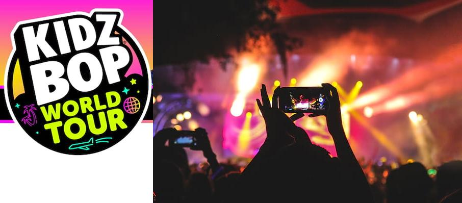 Kidz Bop Kids at Budweiser Stage