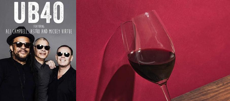 UB40 at Rebel