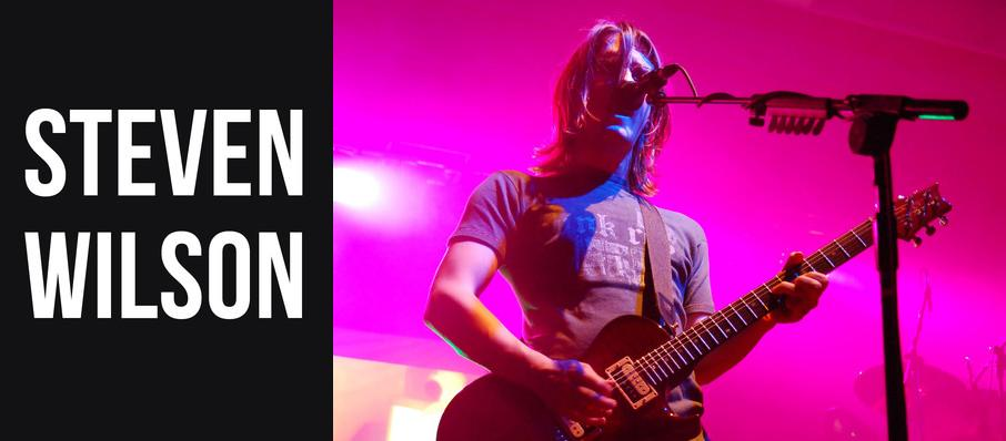 Steven Wilson at Danforth Music Hall