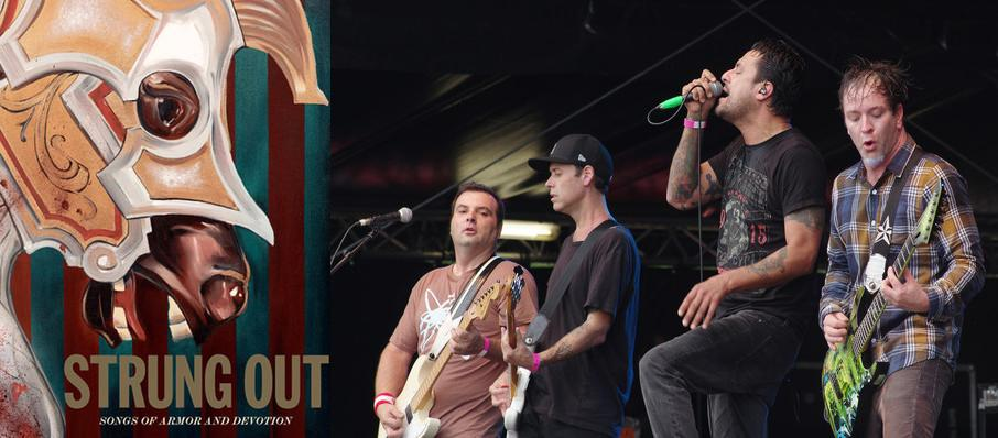 Strung Out at Opera House