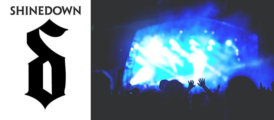 Shinedown at RBC Echo Beach