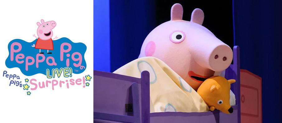 Peppa Pig%27s Big Splash at Sony Centre for the Performing Arts