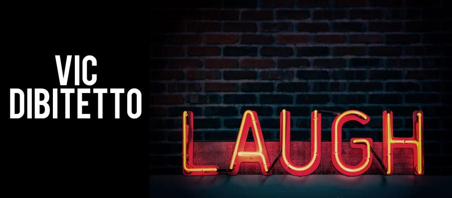 Vic DiBitetto at Danforth Music Hall