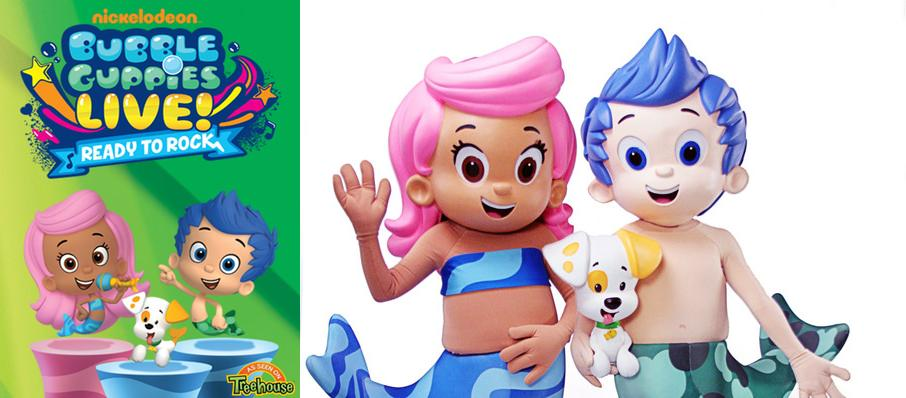 Bubble Guppies Live at General Motors Centre