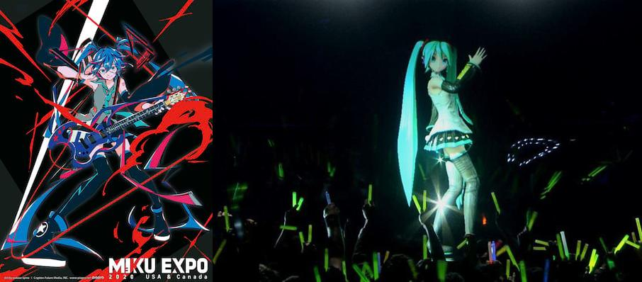 Hatsune Miku at Coca-Cola Coliseum