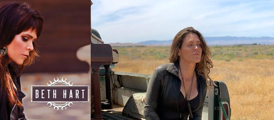 Beth Hart at Danforth Music Hall