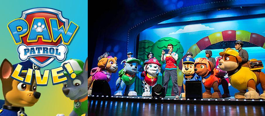Paw Patrol at Sony Centre for the Performing Arts