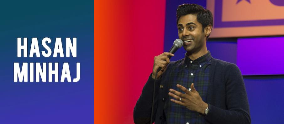 Hasan Minhaj at Sony Centre for the Performing Arts