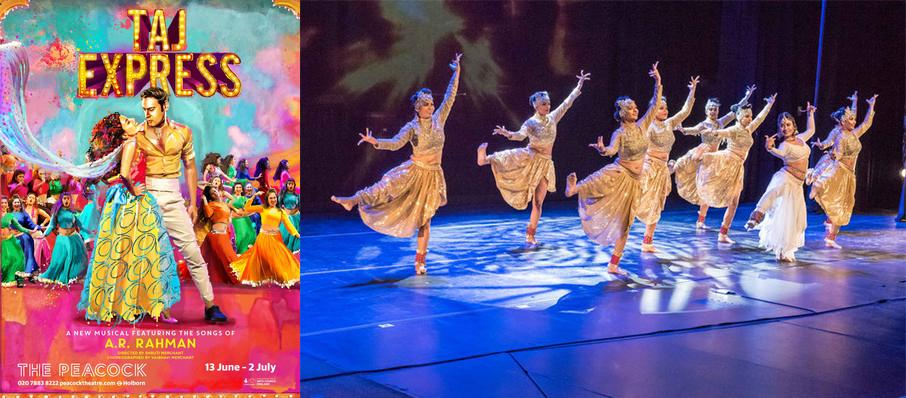 Taj Express: The Bollywood Musical Revue at Bluma Appel Theatre
