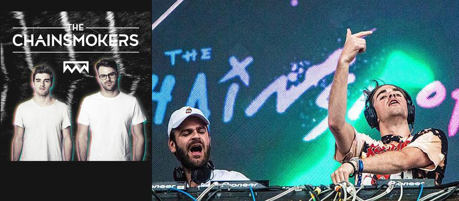 The Chainsmokers at Air Canada Centre