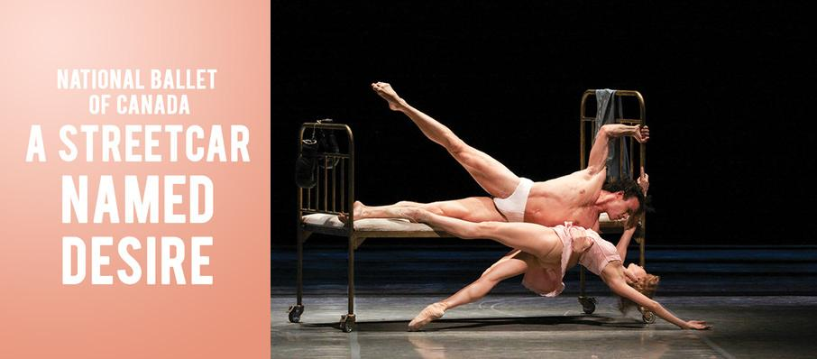 National Ballet of Canada - A Streetcar Named Desire at Four Seasons Centre