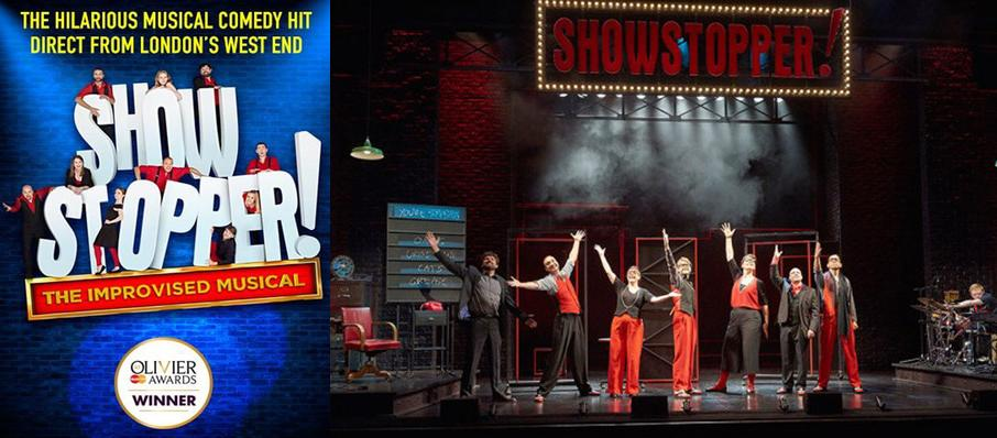 Showstopper - The Improvised Musical at Panasonic Theatre