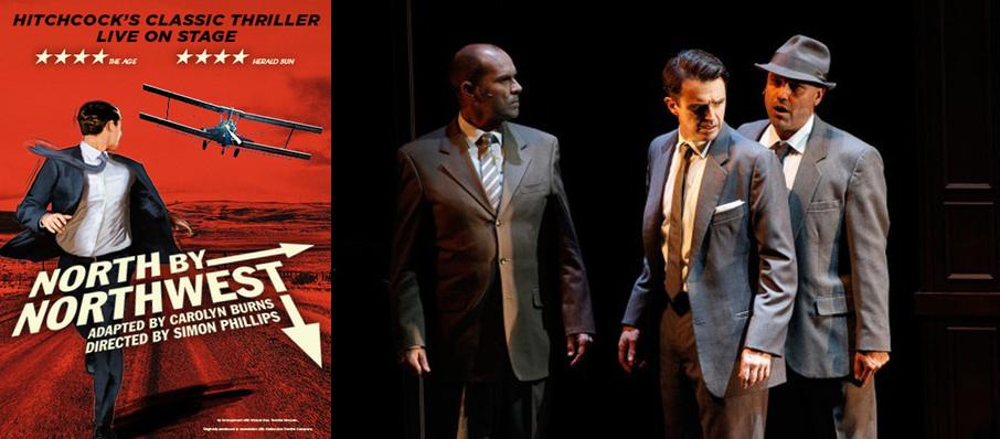 North by Northwest at Royal Alexandra Theatre