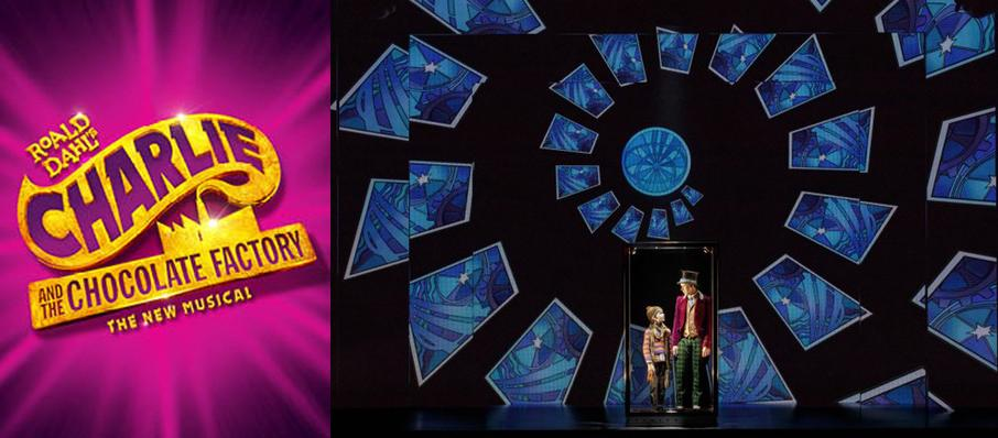 Charlie and the Chocolate Factory at Princess of Wales Theatre