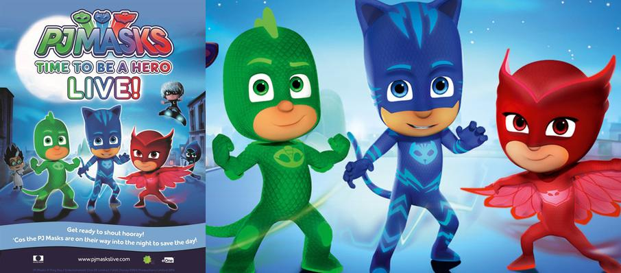 PJ Masks Live! Time To Be A Hero at Sony Centre for the Performing Arts