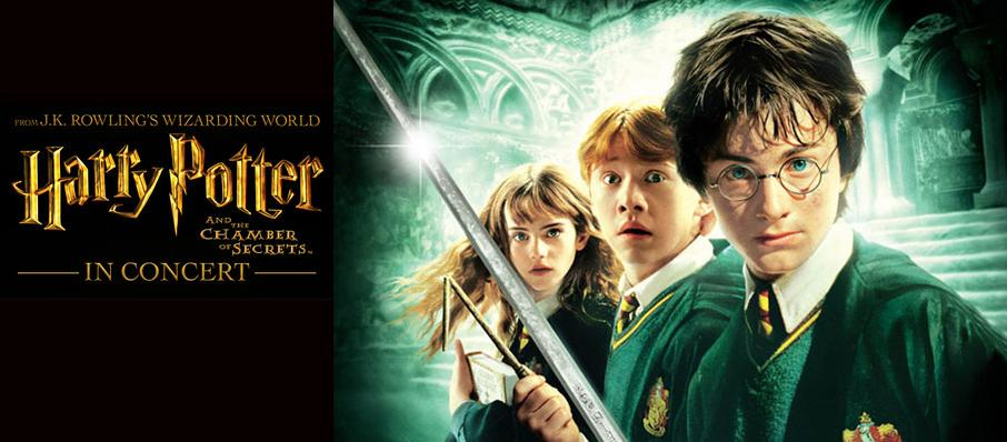 Film Concert Series - Harry Potter and The Chamber of Secrets at Sony Centre for the Performing Arts