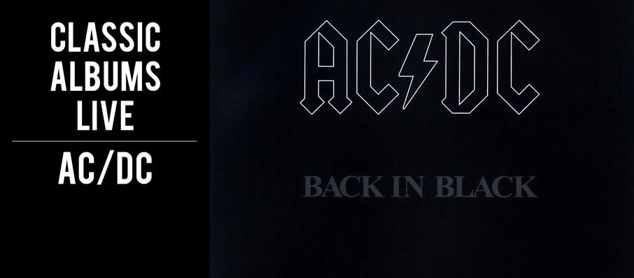 Classic Albums Live - AC/DC at Massey Hall