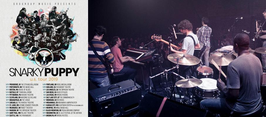 Snarky Puppy at Phoenix Concert Theatre