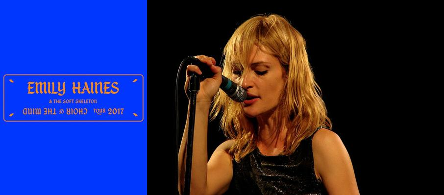 Emily Haines at Massey Hall