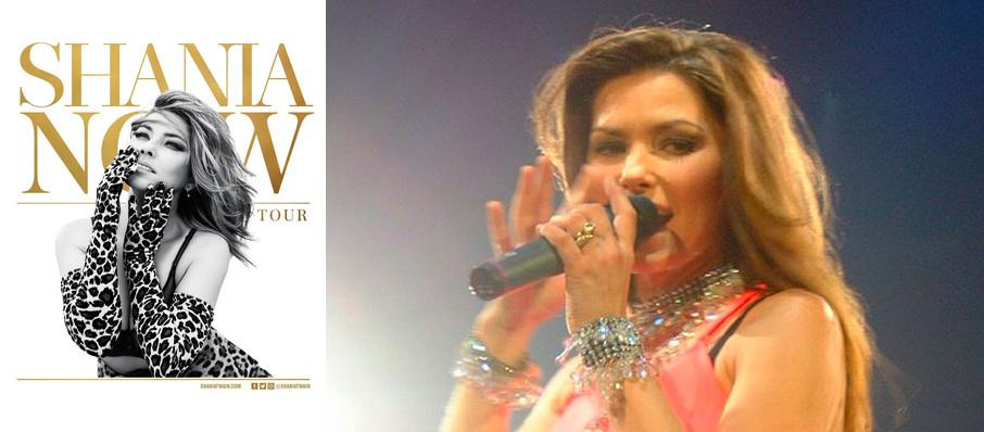 Shania Twain at Air Canada Centre